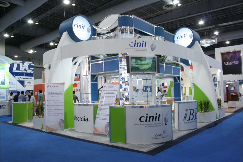 Stand 12.00 X 6.00 m