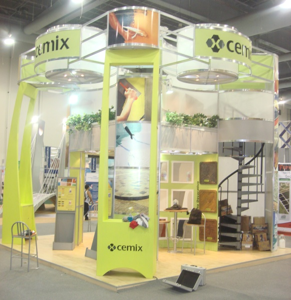 Stand 6.00 X 6.00 m