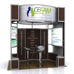 Stand 3.00 X 3.00 m